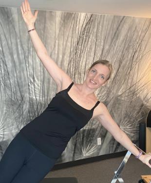 Photo profil - Julia Harnasi - Instructrice STOTT PILATES chez Connexion PilatesA